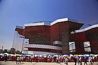 shanghai world expo 2010 - switzerland pavilion