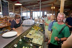 Hugh, Pat & Amy At Winery