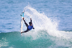 Wildcard Hiroto Ohhara of Japan caused the second major upset when he defeated top seed Owen Wright of Australia in Heat 2 of Round Two of the 2017 Hurley Pro Trestles at Trestles, CA, USA.  Hiroto now advances to Round Three of competition.