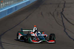 February 9, 2018 - Avondale, Arizona, United States of America - February 08, 2018 - Avondale, Arizona, USA: RenŽ Binder (32) takes to the track for the Prix View at ISM Raceway in Avondale, Arizona. (Credit Image: © Justin R. Noe Asp Inc/ASP via ZUMA Wire)