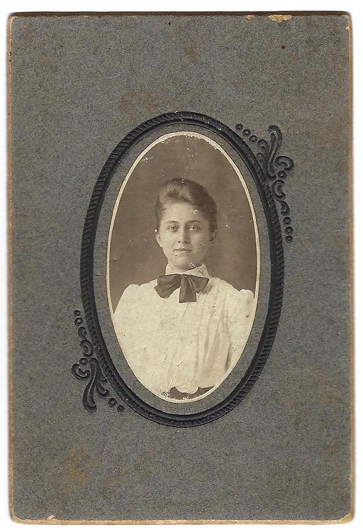 """""""Matilda Rennier"""" (Loretta's mother)"""