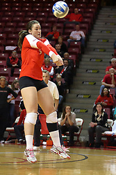 21 November 2009:Tabitha Visk. The Missouri State Lady Bears take on the Illinois State Lady Redbirds at Redbird Arena on the campus of Illinois State University in Normal Illinois.
