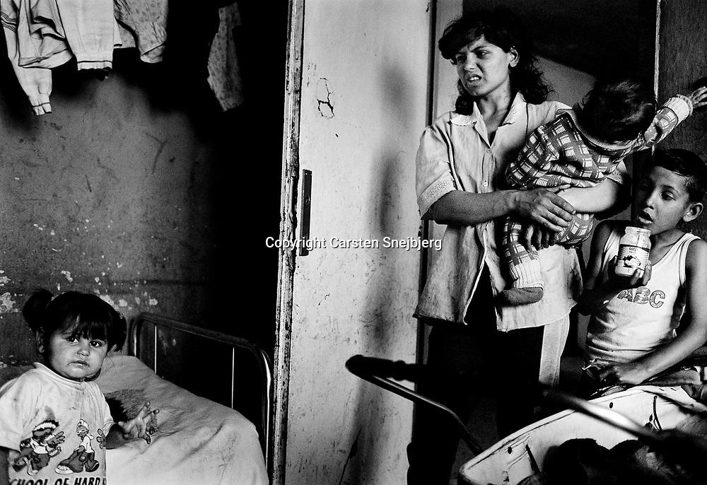 Beatha, 21 years. Mother to six children.