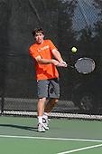 2/21/12 Men's Tennis Action Photo Day #2