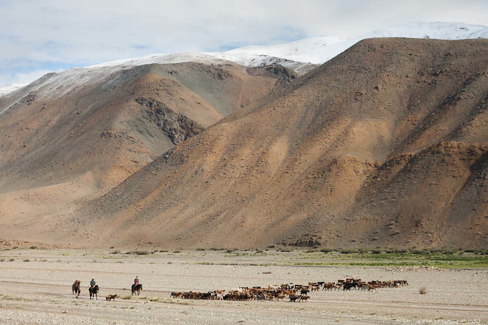 Bayan-Ölgii Province in Western Mongolia.