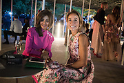 AARTI LOMIA, SANDRA LOONEY, The Serpentine Party pcelebrating the 2019 Serpentine Pavilion created by Junya Ishigami, Presented by the Serpentine Gallery and Chanel,  25 June 2019
