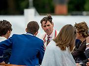 Henley-on-Thames. United Kingdom.  <br /> Umpir and HRR Steward for the Women's Double Sculls. Richard PHELPS.<br /> 2017 Henley Royal Regatta, Henley Reach, River Thames. <br /> <br /> 11:05:40  Saturday  01/07/2017   <br /> <br /> [Mandatory Credit. Peter SPURRIER/Intersport Images.