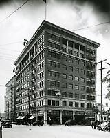 1928 SW corner of Hollywood Blvd. and Vine St.