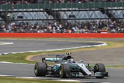 July 16, 2017 - Silverstone, Great Britain - Motorsports: FIA Formula One World Championship 2017, Grand Prix of Great Britain, .#77 Valtteri Bottas (FIN, Mercedes AMG Petronas F1 Team) (Credit Image: © Hoch Zwei via ZUMA Wire)