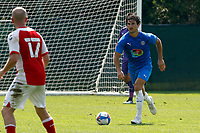 Ash Palmer. Stockport County 0-2 Fleetwood Town. Pre-Season Friendly. 15.8.20