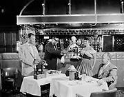 "Ackroyd 08444-14 ""Homer Groening. July 15, 1958"" ""London Grille - Benson Hotel"""
