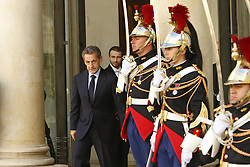 September 15, 2017 - Paris, France, France - Nicolas Sarkozy (Credit Image: © Panoramic via ZUMA Press)