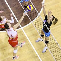 20170126: SLO, Volleyball - CEV Cup 2017, Women, Calcit Ljubljana vs Nova KBM Maribor