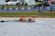 Race: 331  Event: Non-Champ D-F 2x  Final<br /> <br /> British Rowing Masters Championships 2018<br /> Sunday<br /> <br /> To purchase this photo, or to see pricing information for Prints and Downloads, click the blue 'Add to Cart' button at the top-right of the page.