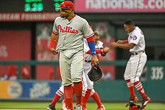 Phillies v Nationals - 06 May 2018