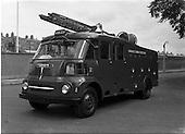 1962 - Austin vehicles at Lincoln and Nolan