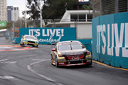 October 21, 2018 - Gold Coast, QLD, U.S. - GOLD COAST, QLD - OCTOBER 21: David Reynolds / Luke Youlden in the Erebus Penrite Racing Holden Commodore during the race at The 2018 Vodafone Supercar Gold Coast 600 in Queensland, Australia. (Photo by Speed Media/Icon Sportswire) (Credit Image: © Speed Media/Icon SMI via ZUMA Press)