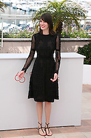 actress Nathalia Acevedo at the Post Tenebras Lux film photocall at the 65th Cannes Film Festival France. Thursday 24th May 2012 in Cannes Film Festival, France.