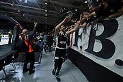 Ricci Giampaolo , gianni schicchi  ,  pubblico , tifosi <br /> LegaBasket Serie A 2019/2020<br /> 13° Giornata - Andata - 15/12/2019 <br /> Segafredo Virtus Bologna - Happy Casa Brindisi 99-87<br /> Bologna Virtus Segafredo Arena14/12/2019 Ore 20:30<br /> foto GiulioCiamillo/Ciamillo