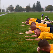 CHICOPEE, Mass -- SEPT 12, 2019 -- <br /> Across the U.S. Navy every year, Chief Petty Officers train 1st Class Petty Officers who have been selected for promotion in a summer-long training program. The Final Week, in the week leading up to the pinning ceremony in mid-September, is filled with important training events. <br /> This year, the Greater New England Chiefs Mess met for their first two days of Final Week training at USS Constitution, at Charlestown Navy Yard in Boston. Greater New England Chiefs Mess is made up of Reserve Chiefs from seven Navy Reserve Operational Support Centers, all within four hours drive of Boston. USS Constitution is the world's oldest commissioned warship.  <br /> U.S. Navy Photo by Chief Mass Communication Specialist Roger S. Duncan