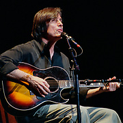 EASTON - MAY 15: Jackson Browne performs at State Theatre on May 15, 2002, in Easton, Pennsylvania. ©Lisa Lake
