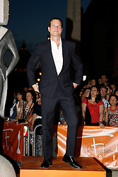 Bill Paxton arrives at the Auditorium della Conciliazione during the 3rd Annual Fiction Festival in Rome, Italy on July 11, 2009. Photo by Alessia Paradisi/ABACAPRESS.COM