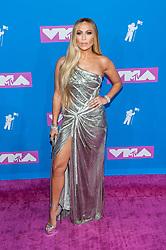 August 21, 2018 - New York City, New York, USA - 8/20/18.Jennifer Lopez at the 2018 MTV Video Music Awards at Radio City Music Hall in New York City. (Credit Image: © Starmax/Newscom via ZUMA Press)
