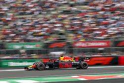 October 27, 2018 - Mexico-City, Mexico - Motorsports: FIA Formula One World Championship 2018, Grand Prix of Mexico, .#3 Daniel Ricciardo (AUS, Aston Martin Red Bull Racing) (Credit Image: © Hoch Zwei via ZUMA Wire)