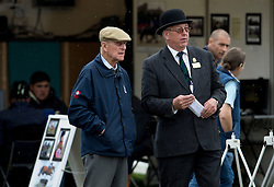 © London News Pictures. 10/05/2012. London, UK. HRH The Duke of Edinburgh watches the Driving for the Disabled class at the Royal Windsor Horse Show in Windsor, Berkshire, before presenting awards , on May 10, 2012. Photo credit: Ben Cawthra/LNP