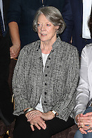 Dame Maggie Smith, Downton Abbey - Final Season press launch photocall, The May Fair Hotel, London UK, 13 August 2015, Photo by Richard Goldschmidt