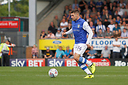 Sheffield Wednesday striker Gary Hooper (14) during the EFL Sky Bet Championship match between Burton Albion and Sheffield Wednesday at the Pirelli Stadium, Burton upon Trent, England on 26 August 2017. Photo by Richard Holmes.