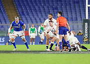 Ben Youngs (England) during the Guinness Six Nations 2020, rugby union match between Italy and England on October 31, 2020 at the Stadio Olimpico in Rome, Italy - Photo Luigi Mariani / LM / ProSportsImages / DPPI