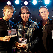 NLD/Volemdam/20100302 - Presentatie nieuwe CD 3j's, Jaap Kwakman, Jan Dulles, Jaap de Witte met hun nieuwste cd