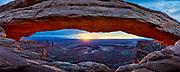 Mesa Arch, Canyonlands National Park