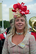 COZMO JENKS, Royal Ascot. Tuesday. 14 June 2011. <br /> <br />  , -DO NOT ARCHIVE-© Copyright Photograph by Dafydd Jones. 248 Clapham Rd. London SW9 0PZ. Tel 0207 820 0771. www.dafjones.com.