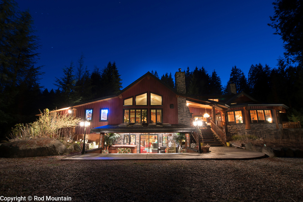 New listing for home in Mission, British Columbia. Photo: © Rod Mountain
