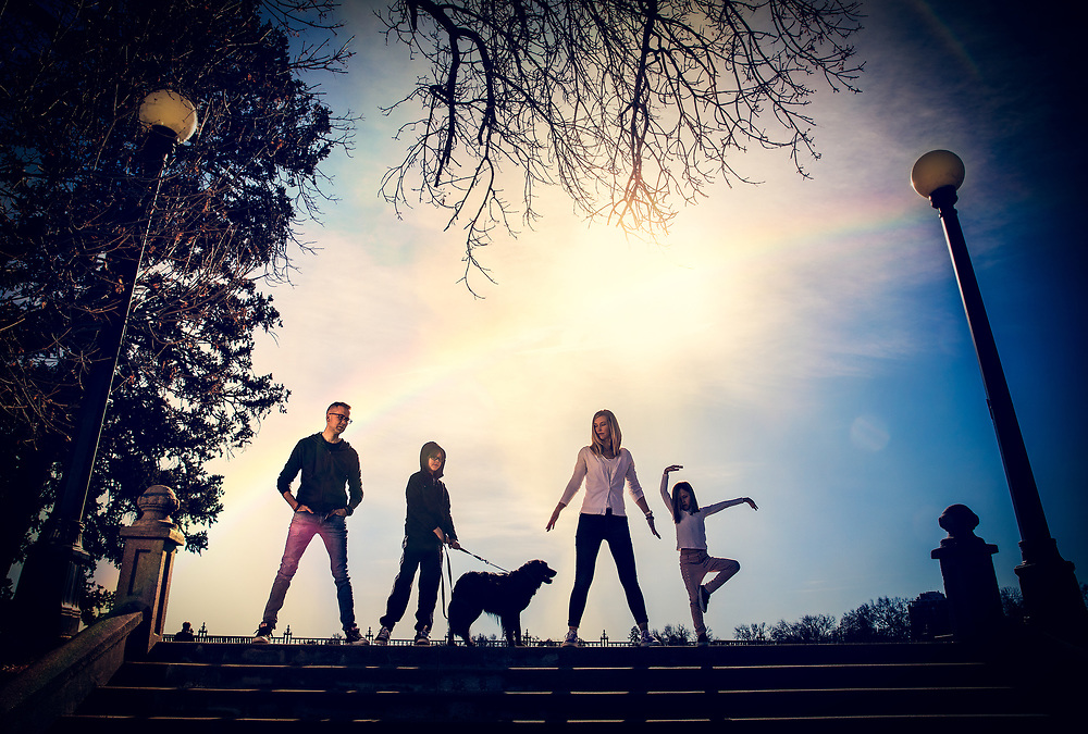2019 Roberts Neal family photo session at City Park in Denver, CO on Nov. 9, 2019.<br /> Photography by: Marie Griffin Dennis/Marie Griffin Photography<br /> mariegriffinphotography.com<br /> mariefgriffin{@}gmail.com