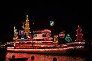 Newport Beach Christmas Lights Boat Parade