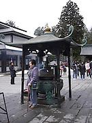Japan, Tochigi, Nikko, Tosho-gu shrine