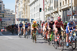 Chloe Hosking at Madrid Challenge by la Vuelta 2017 - a 87 km road race on September 10, 2017, in Madrid, Spain. (Photo by Sean Robinson/Velofocus.com)