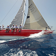 HIGHTIDE.<br /> <br /> In April, 2015 yachts from all over the world will arrive in Antigua to participate in the one of the world's major sailing events and the granddaddy of Caribbean regattas, Antigua Sailing Week, to be held from the 25th of April to the 1st of May, 2015. From small beginnings this regatta has developed over the past 47 years to become one of the preeminent yacht racing events in the Caribbean and one of the most prestigious in the world.<br /> Over 100 yachts participate every year ranging in size from 24 feet to over 100 feet. The Regatta attracts everything from serious racing boats including state-of-the-art, high-tech racing machines to a variety of performance cruising and cruising boats.