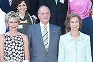 070808 King Juan Carlos and Sol Bacharach