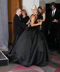 The 91st Annual Academy Awards Press Room at The Dolby Theatre in Hollywood, California on 2/24/19. 24 Feb 2019 Pictured: Lady Gaga. Photo credit: River / MEGA TheMegaAgency.com +1 888 505 6342