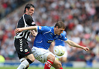 Rangers v St Mirren<br /> Scottish Cup Semi Final<br /> Hampden Park<br /> Glasgow<br /> 25th April 2009<br /> <br /> Jack Ross and Andrius Velicka<br /> <br /> <br /> Ian MacNicol - Colorsport<br /> <br /> Email: info@colorsport.co.uk<br /> Telephone: 01306 712233<br /> Fax: 01306 712260<br /> <br /> Address<br /> The Old Sawmill<br /> Rusper Road<br /> CAPEL<br /> Surrey<br /> RH5 5HF<br /> <br /> Registration: registration@colorsport.co.uk<br /> Sales: sales@colorsport.co.uk<br /> Enquiries: ask@colorsport.co.uk