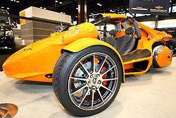 11 February 2016: Campagne T-Rex 16S.<br /> <br /> First staged in 1901, the Chicago Auto Show is the largest auto show in North America and has been held more times than any other auto exposition on the continent.  It has been  presented by the Chicago Automobile Trade Association (CATA) since 1935.  It is held at McCormick Place, Chicago Illinois<br /> #CAS16