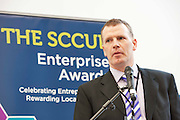 27/01/2014  REPRO FREE Frank Lohan  at the SCCUL Enterprise Awards at NUIG . Photo:Andrew Downes