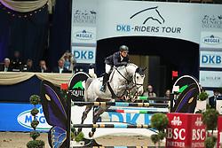 Jung Michael, (GER), Sportsmann <br /> DKB-Riders Tour<br /> Grand Prix Kreditbank Jumping München 2015<br /> © Hippo Foto - Stefan Lafrentz
