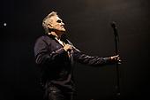 Morrissey - Alexandra Palace, 9mar18