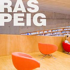 """Biblioteca """"Miguel Delibes"""" - San Vicente del Raspeig - Grupo Aranea"""