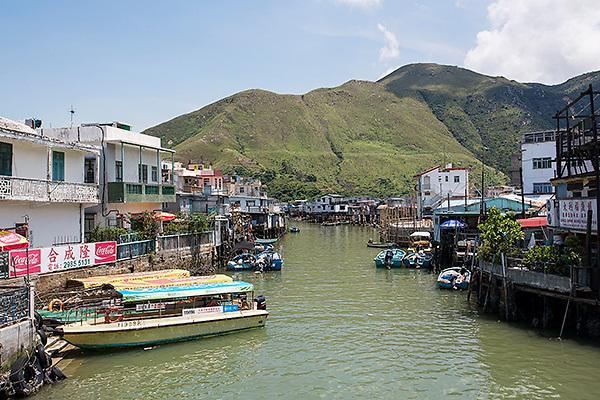 Tai O, Lantau Island, Hong Kong